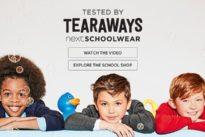 'Tearaways' …  Prepare your school wear for next term  –  #retail