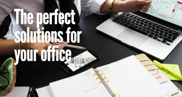 New : A guide to kitting out your workspace