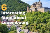 6 interesting facts about Luxembourg