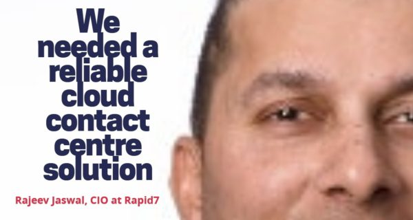 Cloud contact centre news :  NewVoiceMedia partners with Rapid7