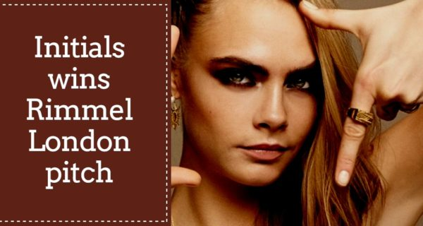 Initials wins Rimmel London pitch