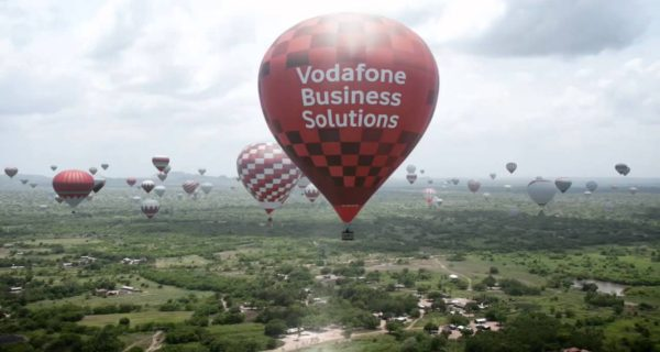 Vodafone highlights 'more than mobile' credentials