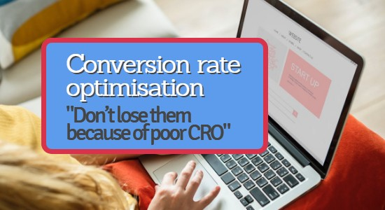 Spend time on CRO because it's the cherry on the SEO cake