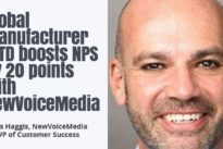 Global manufacturer MTD boosts NPS by 20 points with NewVoiceMedia