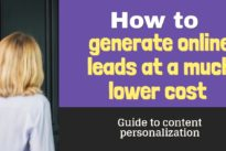 Download this new eBook : The essential guide to content personalization