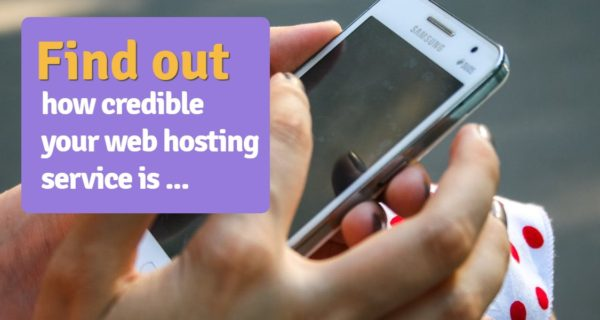 9 ways to check the credibility of your web hosting service