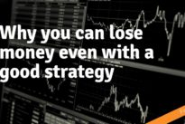 Forex  : The mystery of losing money with a good strategy