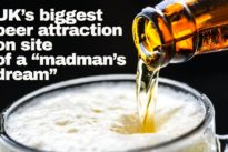 """Tennent's are aiming to make this new centre """"the UK's biggest beer attraction"""""""