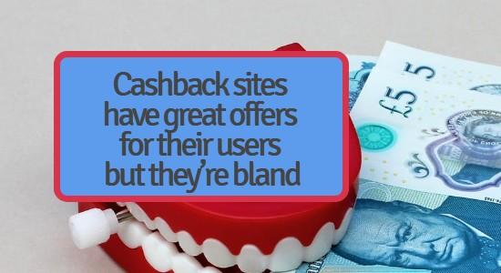 Boom 25: Not the regular boring cashback site