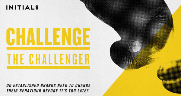New research from Initials reveals consumers are switching to challenger brands