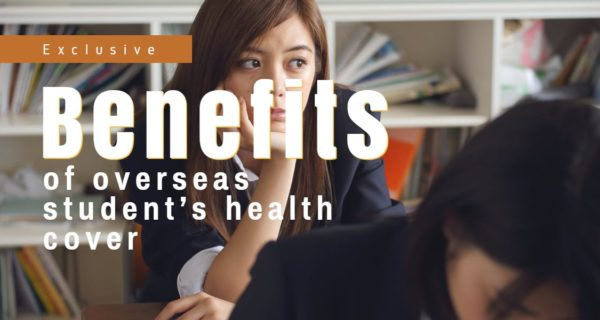 Benefits of overseas student's health cover