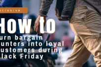 How to turn bargain hunters into loyal customers during Black Friday and the January sales