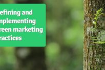 Defining and implementing green marketing practices