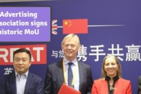 Advertising Association signs historic MoU with Shanghai International Advertising Festival