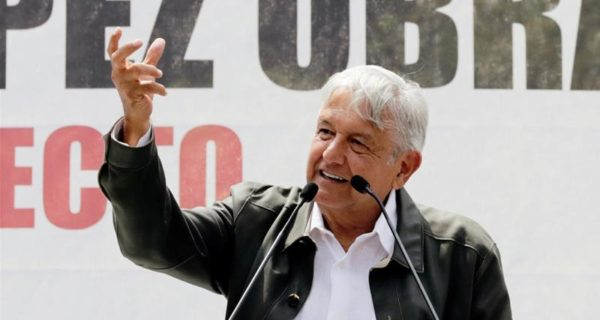 If you think Theresa May has it tough, spare a thought for Mexico's populist president