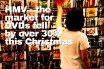 HMV : Job losses involve 2,200 staff at 125 stores