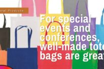 Promotional bags as a marketing strategy