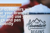 Promotional products –  7 reasons for using them for marketing