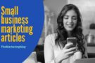 Small business marketing articles .. Generate big ideas, Behaviour scoring