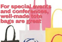 Printed tote bags as a marketing strategy