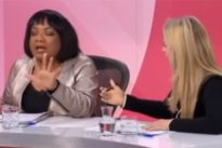 Question Time : What awkwardness happened between Diane and Isobel?