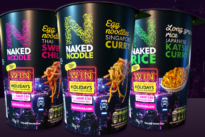 "Naked Noodle : ""Nice match, fast oriental noodles and fast last minute holidays"""
