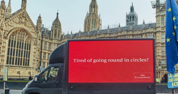 PR : What do you think of this cheeky marketing stunt?