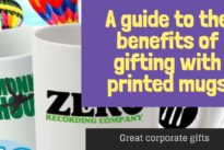 4 reasons printed mugs make great corporate gifts