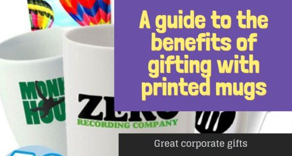 4 reasons printed mugs make great corporate gifts