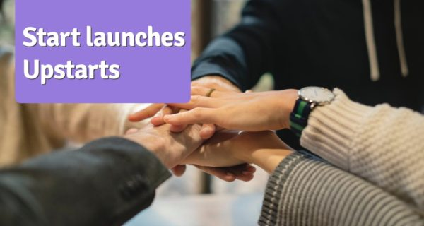 Start launches Upstarts, bringing big brand experience to start ups