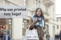 Why use printed tote bags?