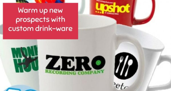 Warm up new prospects with custom drink-ware – Benefits of promotional mugs
