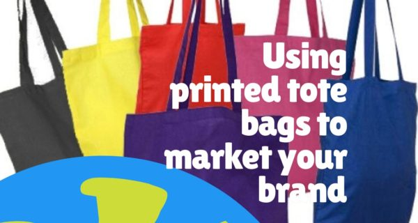 Using printed tote bags to market your brand