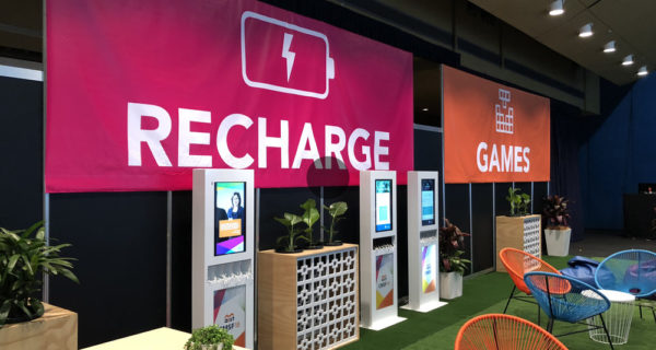 Chargespot phone charging stations in London