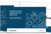"CJM : ""85% of customer journey mapping users say the implementation is positive"""