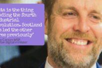 Scotland must lead the data revolution through ethics and inclusivity .. DMA