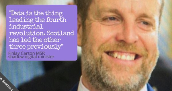 Scotland must lead the data revolution through ethics and inclusivity .. DMA