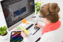 Graphic design course skills to improve upon over the weekend