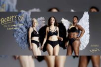 Lingerie : A new bold and 'sexy' Victoria's Secret catwalk style ad campaign