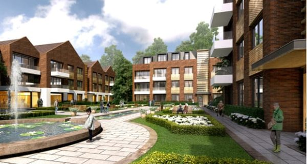 Beyond Fifty : New plans to build 3,000 retirement homes