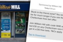 William Hill's Tinder ad banned in UK