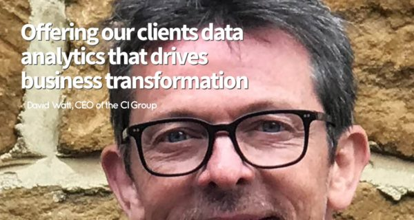 CI Group on target for £20m turnover with the acquisition of Rozovest Business Analytics to create Pearl Analytics