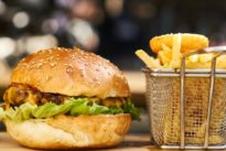 Laughter Spot : 'Burger and chips please'