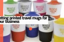 Can getting printed travel mugs for your business boost employee morale?
