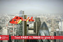 WPNC unveils new DRTV and online fundraising drive for London's Air Ambulance Charity