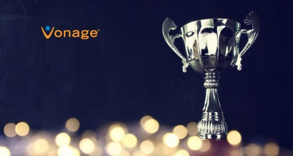 Vonage wins 2019 ContactCenterWorld Top Ranking performer award