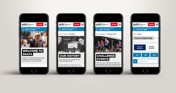 New : SSAFA has just unveiled its new, user-led website….WPNC