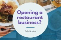Opening a restaurant business? Here's how to get prepared