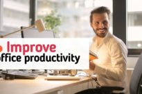 5 super effective ways to improve office productivity