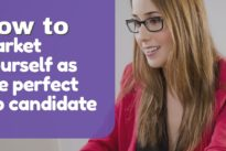 How to market yourself as the perfect job candidate